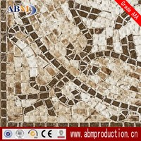 60x60 bathroom porcelain mosaic pattern tile ceramic carpet floor