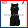 novo modelo de vestido da menina menina vestido de tênis tênis sublimação de uniformes