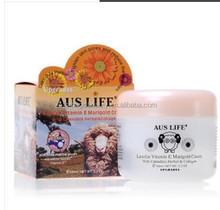AUS LIFE Lanolin Vitamin E Cream With Placenta & Aloe Vera 100ml