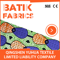 Competitive price african real wax cotton fabric/wax african print fabric/ptfe laminated fabric