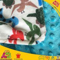 2015 fashion design MOQ10 pes like baby face fleece blanket