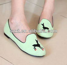 flat shoe woman shoe female casual fashion shoes