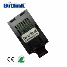 Factory Supply 1*9 20KM optical transceiver 1x9 single fiber SC