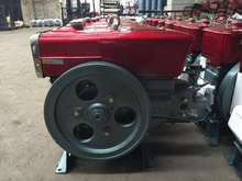 agricultural machinery Dongfeng12 mini tractor, single diesel engine