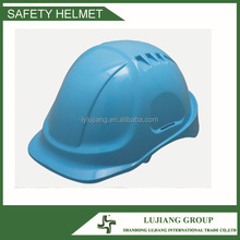 Blue cheapest high quality European-style Safety Helmet