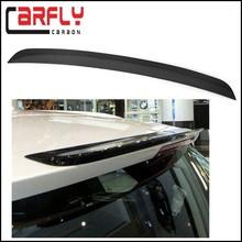 Carbon Fiber Rear Window Spoiler For BMW X5 F15 Body Kits 2014
