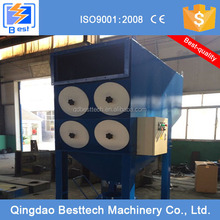 High Filter Precision Metal Cutting Fume Extraction