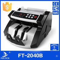 best price professional currency counter/money counter machine/bill machine