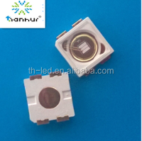 3W 365nm Surface Mount Led Light Emitting Diode for Money Detection