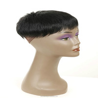 The most popular hot selling top grade 7A hair toupee for black men