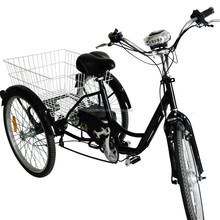 CE hot sale cheap electirc three wheel bicycle china 2015