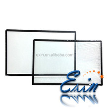 "New Laptop Front Glass For Macbook Pro Unibody 17"" Glass Panel A1297 Glass LCD Cover"