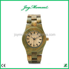 High Quality 3ATM Water-proof Wood Watch
