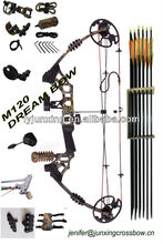 New product, DREAM bow, 17-29inches, 20-70lbs, Australia and USA import