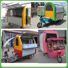New Designed Mobile Catering Food Van For Sale