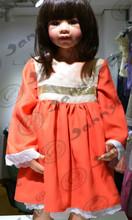 otoño hermoso vestido para niñas ropa para niños China