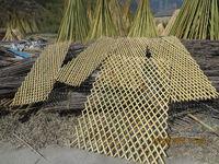 Folding Bamboo Fence / Garden Fence