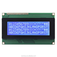 20x4 STN Character LCD Display Module (Size: 98.0(W) *60.0 (H)mm)