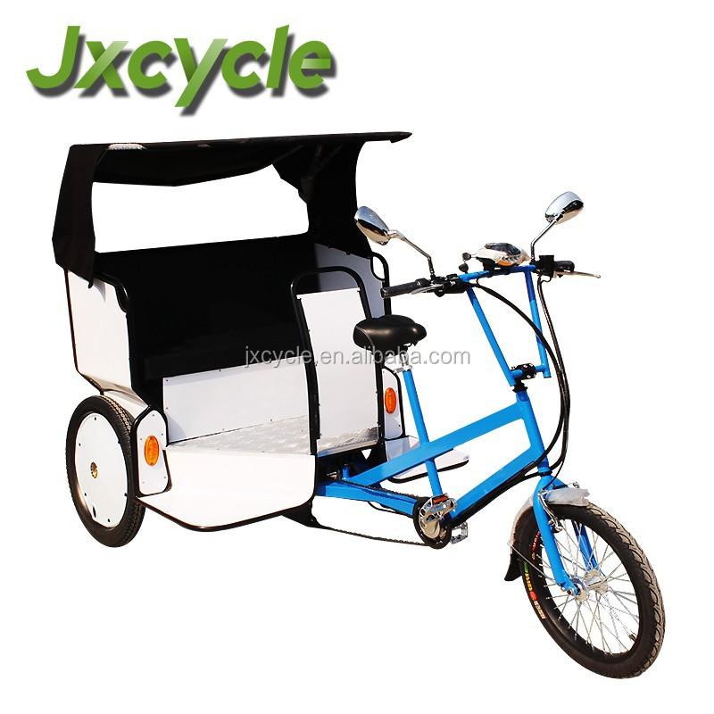 2015 Electric Pedicab with Pedal Sensor