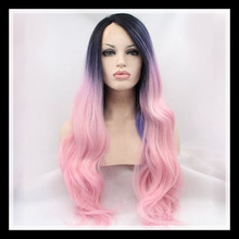 new CHEAP and HOT! Machine wefts Cap Synthetic wig