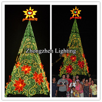 wholesale 2015 new design wholesale promotional christmas tree lights