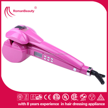 easy curl, hair curler, magic curler