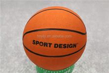 kids mini rubber Basketball/football