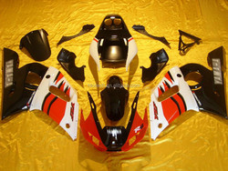 Fairing kit for YAMAHA R6 98-02 1998 1999 2000 2001 2002 motorcycle bodywork,Customer painting acccepted