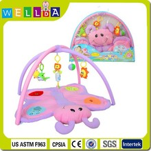 Butterfly non-toxic activity gym for babies