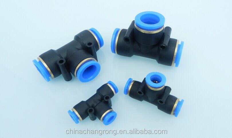 Pneumatic air push plastic fitting buy