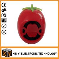 Dongguan Fahsion 2W Portable USB Mini Tomato Speaker