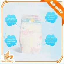 2015 Newest china disposable baby diaper sleepy baby diaper Manufacturers