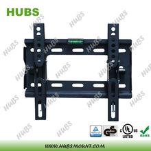 """ultra slim tilt led/lcd tv wall holder for tv size 23""""~42"""" flat panel screen and up to 75kgs/165lbs"""