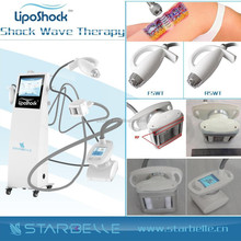 China Supplier acoustic wave therapy body slimming cellulite reduce skin tighten