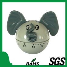 Best Selling Home Goods Products Cute New Elephant Kitchen Timer