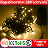 Wedding decoration timer battery operated led string light WITH CE ROHS