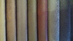 imitation leather fabfics bronzing suede fabrics/sofa cover/polyester material