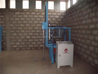 Small Investment with Large Income Manual Vertical Mixing Foaming Machine