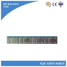 High Quality Zinc-plated Fe adhesive wheel balancing weights