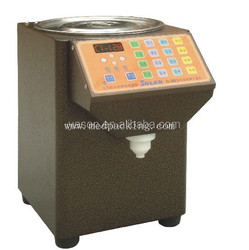 Fructose Syrup Sugar Syrup Dispenser Bubble tea Machines and Equipments
