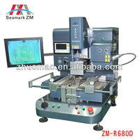 Samsung and Skyworth like High performance ZM-R680D BGA Rework station/ BGA Chips Repair Machine