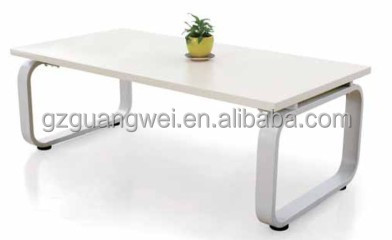Modern design coffee steel table legs fashion steel teapoy for Teapoy table designs
