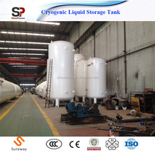 10 metric ton Liquid O2 Storage Tank