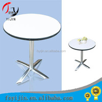 High quality bar plastic top cocktail table