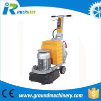 most popular 220V/380V concrete floor grinder with large water tank