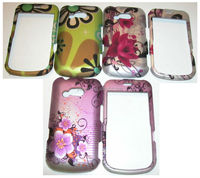 Custom Print Mobile Phone Hard Faceplate Protector Case Two Pieces Snap on Cover For LG 900G