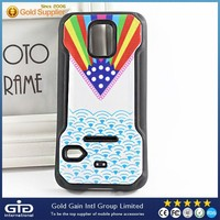 [GGIT] Special Design of Lagging Mobile Phone TPU Back Cover Case for Samsung Galaxy s5