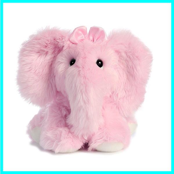 oem neuen stil rosa gefüllte elefanten