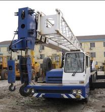 Used mobile Tadano crane 25 tonfor sale , TL250E, Original from Japan, cheap price