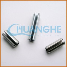 China fastener stainless steel safety spring power take off pins